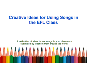 creative ideas for using songs.ppt   Google Drive