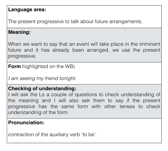 Language Analysis for Teaching – Is it the last thing you do ...